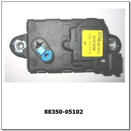 ssangyong 8835005102
