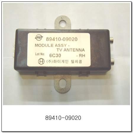 ssangyong 8941009020