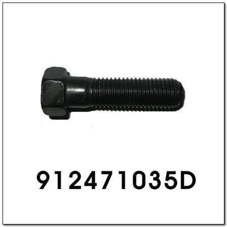 ssangyong 912471035D