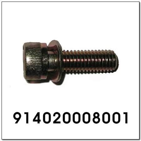 ssangyong 914020008001