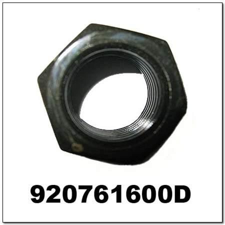 ssangyong 920761600D