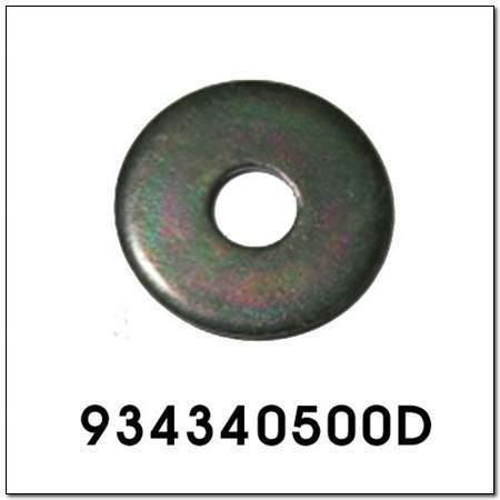 ssangyong 934340500D
