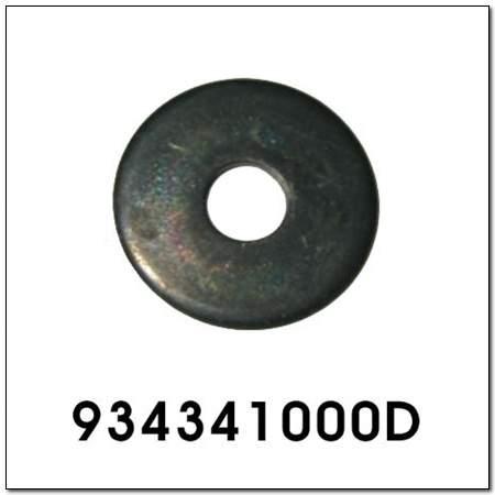 ssangyong 934341000D