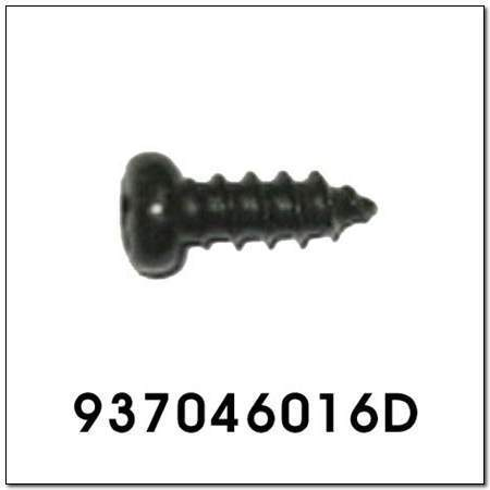 ssangyong 937046016D