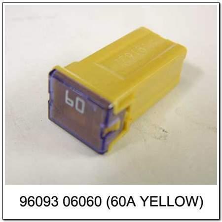 ssangyong 9609306060