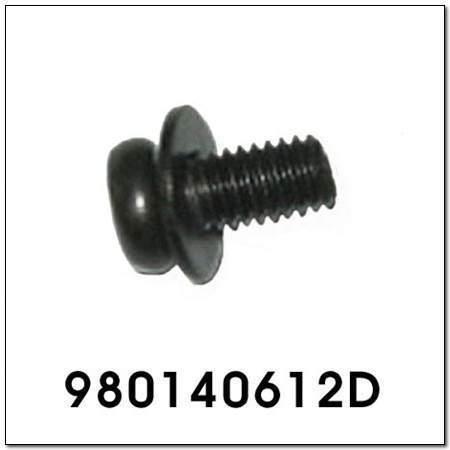 ssangyong 980140612D