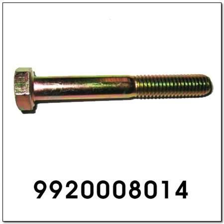 ssangyong 9920008014