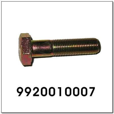 ssangyong 9920010007
